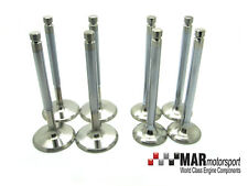 Classic Mini / A series 1275 214N stainless large head valves 4 inlet 4 exhaust