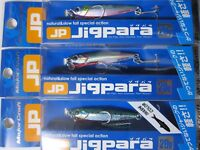3 of Major Craft Lure Jig Para Short 20g Real Iwashi,Katakuchi, Blue-Pink Japan