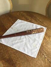 Vintage Trophy  Baseball Bat wood