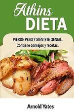 Dieta Atkins Perder Peso y Siente Gran Contiene Consejos y Recetas : Nutrient...