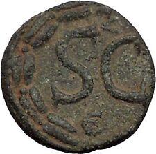 ELAGABALUS 218AD Antioch on Orontes Seleukis Pieria Ancient Roman Coin i56501