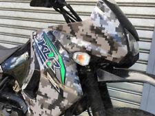Kawasaki KLR 650 Decals CAMO Backupkits Design Full Body 2008 - 2018