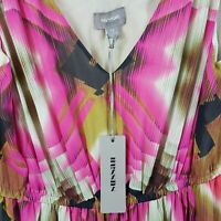 [ SUSSAN ] Womens Maxi Print Dress NEW | Size AU 12