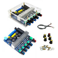 TPA3116 Bluetooth HiFi Power Subwoofer 2.1 Channel Stereo Audio Amplifier Board