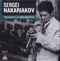 Sergei Nakariakov - Trompeta & Orquesta Nuevo CD