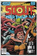 Eclipse Comics Timothy Truman's Scout: War Shaman (1988 Series) # 11 NM