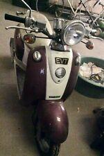 scooter electrique  EVT en l'état pour pieces ref Uccle