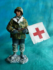 King & Country - Single figure - Bastogne 1944 - BBA003 - Infirmier allemand