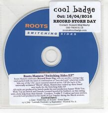 (HF689) Roots Manuva, Switching Sides EP - 2016 DJ CD