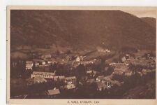 Vall d'Aran Les Spain Vintage Postcard 415a