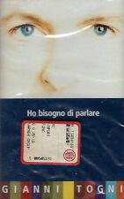 MUSICASSETTA -  GIANNI TOGNI - HO BISOGNO DI PARLARE   sigillata            (14)