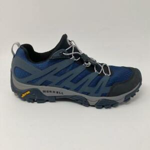 Merrell Moab 2 E-Mesh Hiking Shoe Mens 9 Style J12313 Slate Blue