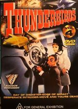 GERRY ANDERSON DVD THUNDERBIRDS VOL 4 REGION 4 FREE POST IN AUSTRALIA