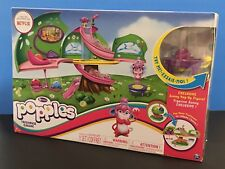Popples Treehouse Cabane  Netflix  Exclusive PLAYSET Ages 3+ Girl