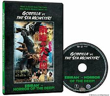 Godzilla Vs. the Sea Monster (DVD, 2014)