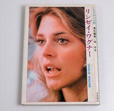 Lindsay Wagner The Bionic Woman Japan 1978 VINTAGE Photo Book