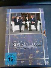 DVD: Boston Legal ? Die komplette Serie