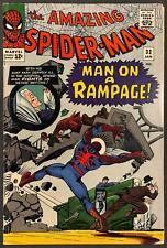 Amazing Spider-Man #32 VG+