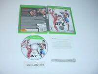 Ea Sports: UFC fighting game only in case for Microsoft XBOX ONE system