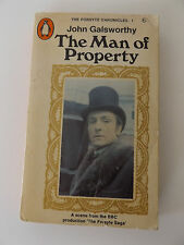 1967 THE MAN OF PROPERTY by John Galsworthy PENGUIN Book One of the Forsyte Saga