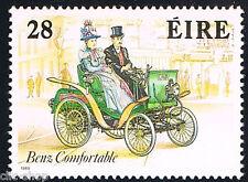 IRLANDA EIRE 1 FRANCOBOLLO MACCHINE AUTO AUTOMOBILI BENZIN CONFORT. 1989 nuovo**
