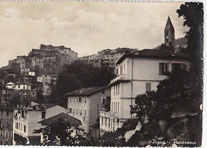 CARTOLINA DI PIGNA IMPERIA 1940 3-68