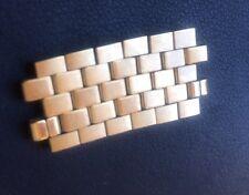 Vintage Omega Bracelet Link Remplacement Gold Color