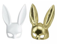 Long Ear Bunny Rabbit Party Mask Cosplay Costume Carnival Festival Sexy Mask