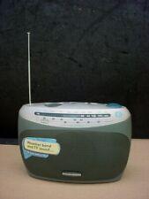 Phillips Magnavox Portable AM FM Weather & TV Radio AE2155