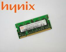 512MB Hynix SO-DDR2 DIMM Memoria Ram PC2-5300S HYMP564S64BP6-Y5 AB-T