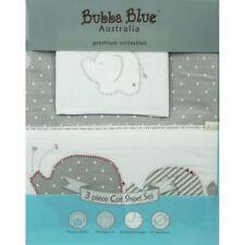 Bubba Blue 100% Cotton Nursery Sheets & Sets