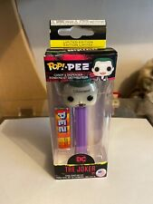 Funko Pop The Joker Pez. Limited Edition. DC Suicide Squad