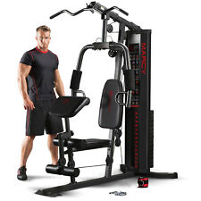 Marcy Eclipse HG3000 Compact Home Multi Gym - Chest Press, Lat Pull, Arm Curl