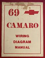 1969 69 Barracuda Wiring Diagram Manual Ebay