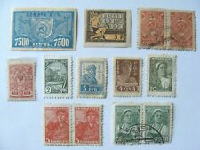 Russia 13 Stamps Mix Dates Old Collection Rare Lot # Star11