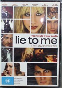 "LIE TO ME (DVD, 2009) BRAND NEW / SEALED ""REGION 4"""