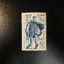 JOURNÉE DU TIMBRE 1950 FACTEUR RURAL N°863 NEUF ** LUXE GOMME D'ORIGINE MNH