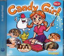 Candy Girl Vol 6 (2003 CD) Melanie C/Aaliyah/Atomic Kitten/Nena/Kelly Osbourne