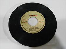 """JOAN MANUEL SERRAT POEMA DE AMOR + EL TOTIRITERO 1968 NOVOLA SINGLE 7"""" VINILO"""