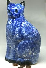 Vintage Cat Bank Definitely a Cat of a Different Color.  Wonderful Collectible!