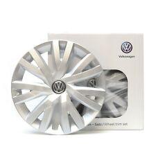 VW Radzierblenden Satz 16 Zoll Golf 7 Radkappen Radblenden 4 Stk. NEU Kappen