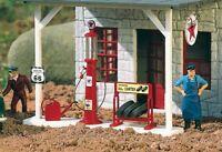 PIKO 62286 Texaco Gas Pompa carburante & Accessori Scala G 1:22,5