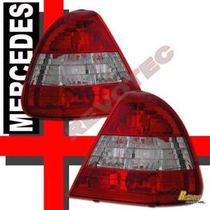94-00 Mercedes Benz W202 C Class C220 C230 C280 Tail Lights Lamps RH & LH