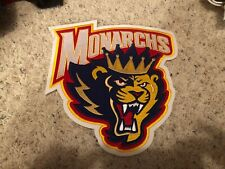Carolina Monarchs Jersey Crest new not used