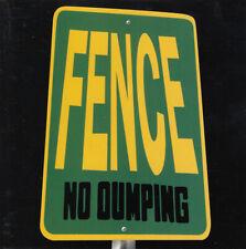 Fence - No Dumping CD 1996 Nu Metal