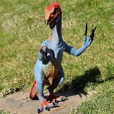 "8"" Therizinosaurus Jurassic Dinosaur Statuette Animal Model Big Kids Toys Gifts"