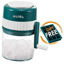 New Listing Ice Shaver And Snow Cone Machine Premium Portable Ice Crusher And Shaved