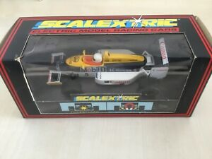 Scalextric C426 Williams FW11 Honda #5 Turbo flash New tyres Serviced Boxed