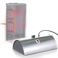 500w Chick Heater Poultry Heat Lamp Infra Red Brooder