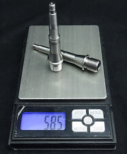 J&L Titanium/Ti Pedal Spindle Fit SpeedPlay Ultra light action Chrome-Moly